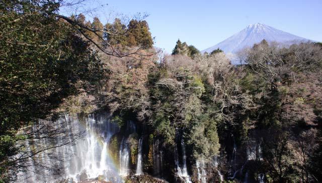 白糸の滝と富士山ソニー-1.jpg
