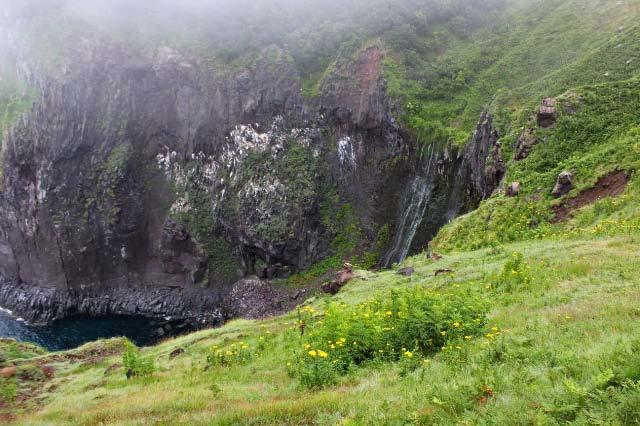 ソルベの滝