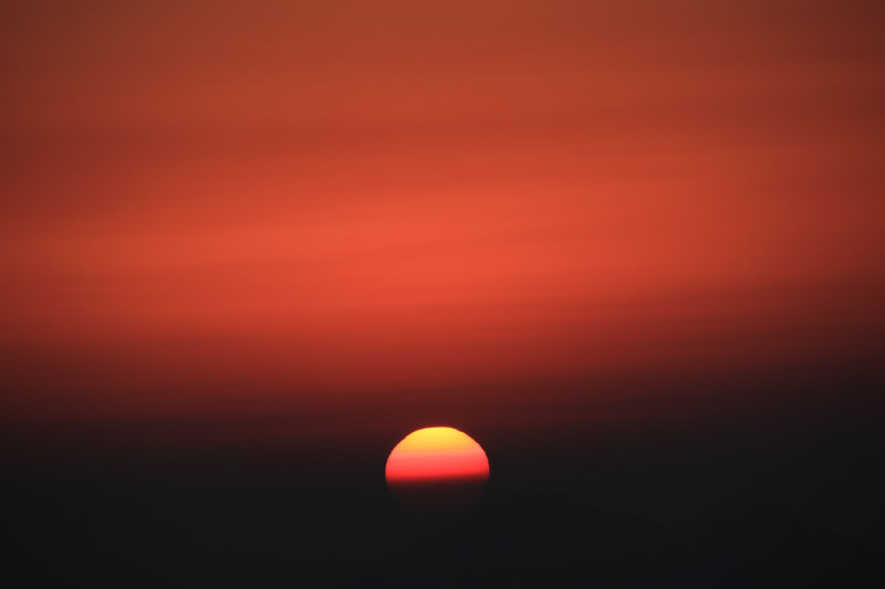 ポカラの朝日。-1.jpg