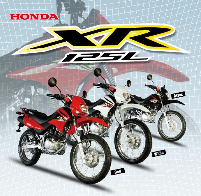 Honda Xr125l 2003 2013 Review: HONDA XR125L
