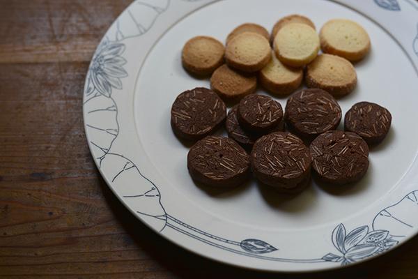 白黒クッキー