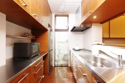 採用したIKEAのキッチン
