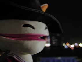 東京ともしばしお別れ。またくるよ。