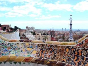 バルセロナ地図/クリックするとGoogle Mapを表示します