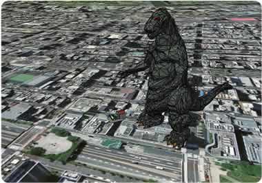 Google Earthの3Dギャラリーサイトが日本語化 - …