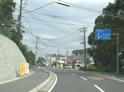 城ヶ崎ナガヤ交差点