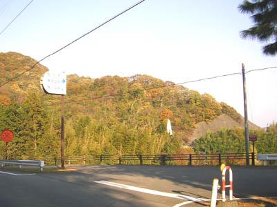 松川湖畔へ