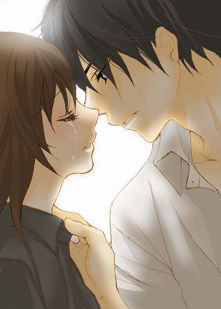 涙とキスと。