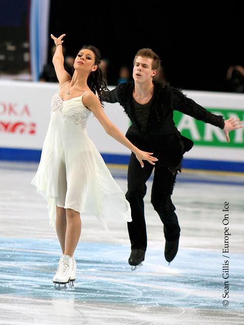 Elena Ilinykh & Nikita Katsalapov