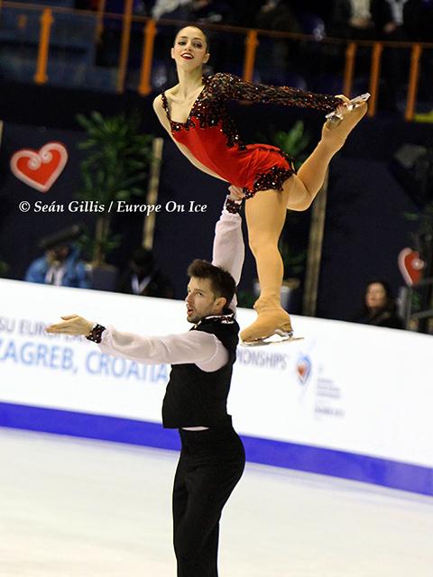 Stefania Berton & Ondrej Hotarek