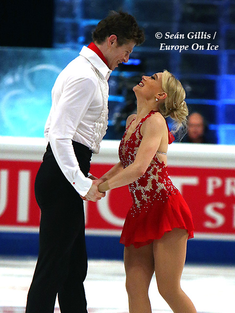 Caitlin Yankowskas & Hamish Gaman