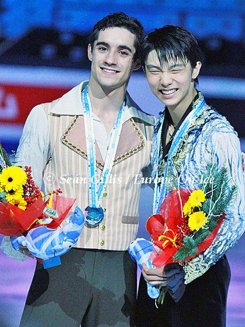 Yuzuru Hanyu & Javier Fernandez