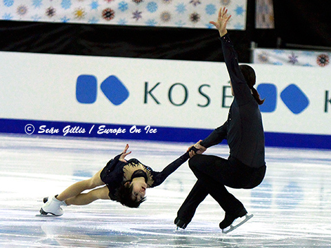 Yuko Kavaguti & Alexander Smirnov