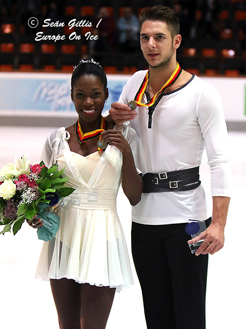 Vanessa James & Morgan Cipres