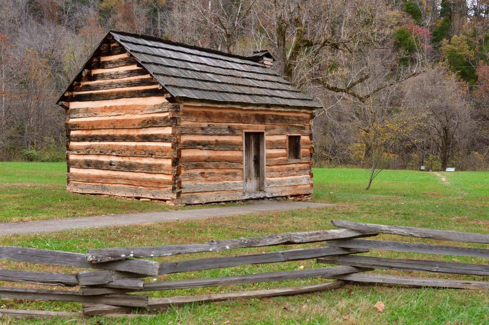リンカーン大統領生誕地