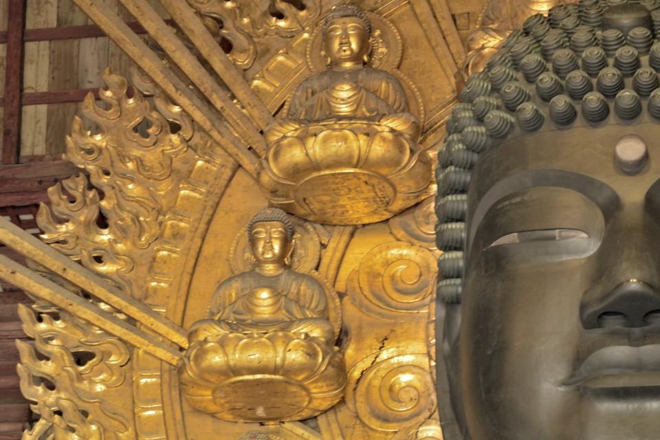 奈良の大仏の大きさ