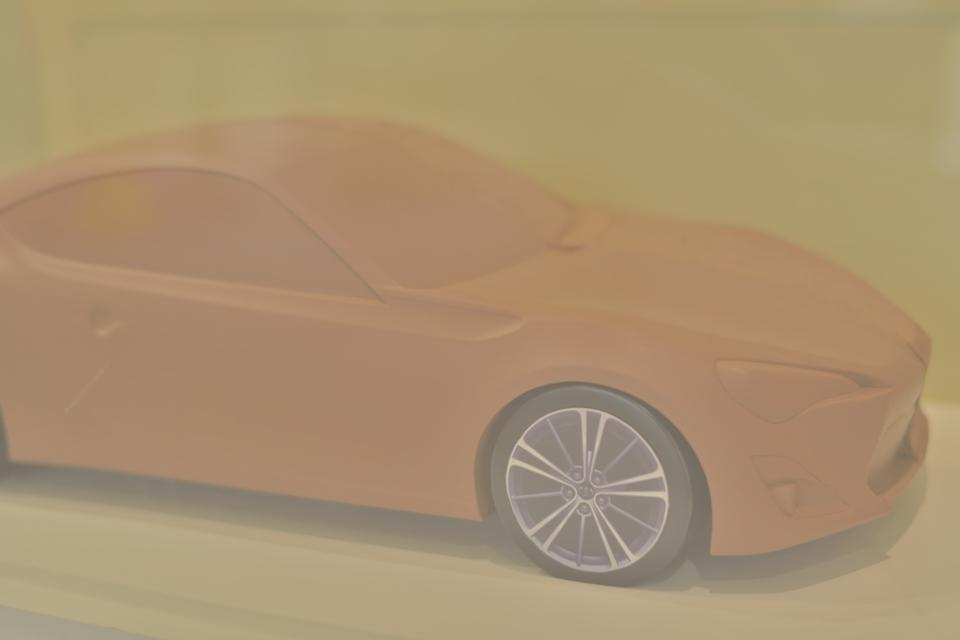 未来の車のデザイン