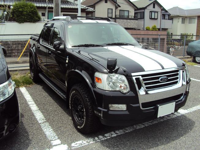 For Sale 2008 Ford Explorer Sport Trac Rod Motors Blog
