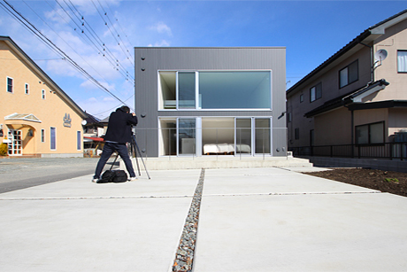 新建築住宅特集 群馬県