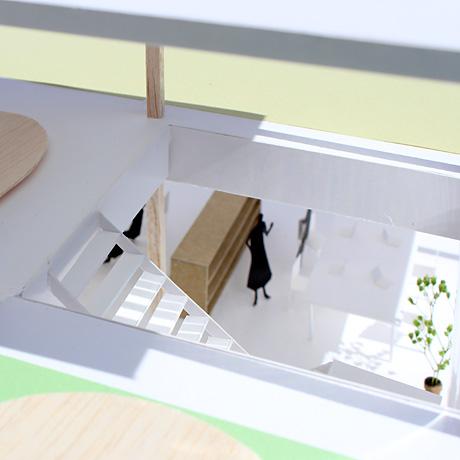 オフィスビルの設計