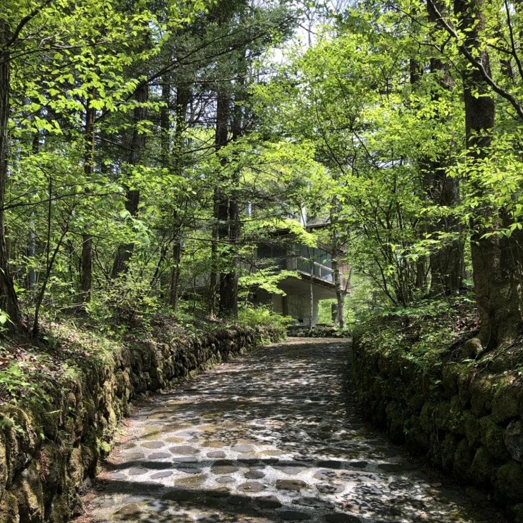 軽井沢別荘