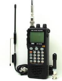 受信機AR8200Mk3