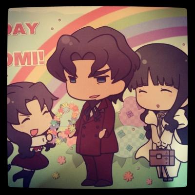 時臣さんお誕生日おめでと!