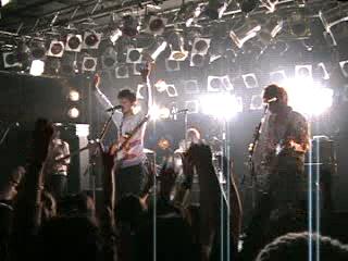 2004年12月2日 名古屋・ell.FITS ALL『恋する予感2004』〜僕らの純情編〜