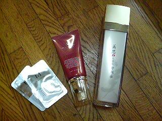 ミシャBBクリーム&ミシャ化粧水オクヨンサン