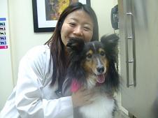 Jesica & Dr.Yoshida