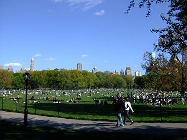 central park reading
