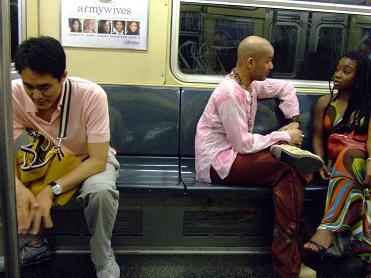 subway theatre