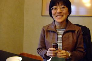 Writer Miwa