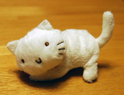 猫クリーナー外見