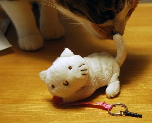 猫クリーナープラグ