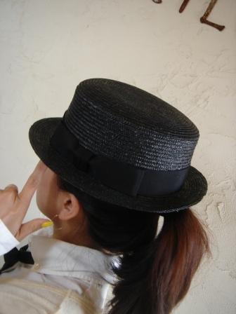 my Dartagnan  かんかん帽