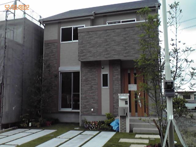 5号地モデルハウス