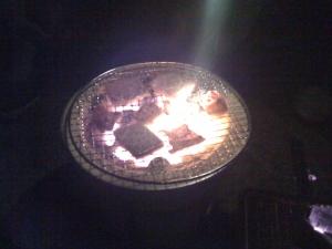 深夜の焼肉