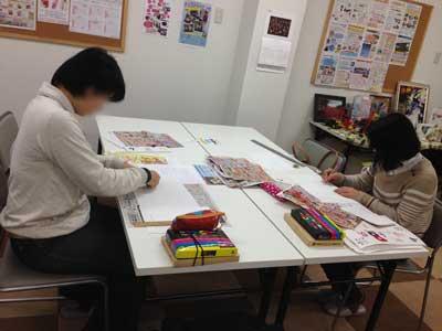手描きPOP教室
