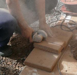 薪ストーブ炉台DIY