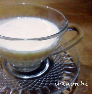 ミルクセーキレシピ