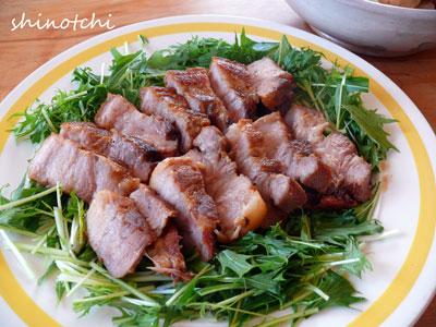 手作りおせち料理 豚の角煮