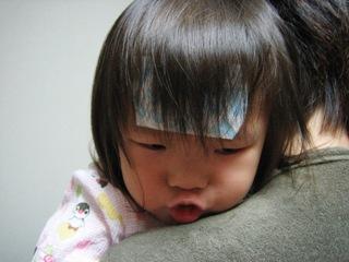 風邪ひいた・・・