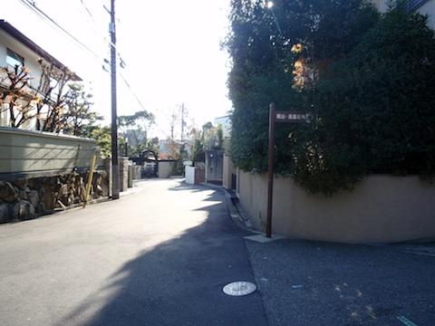閑静な住宅街2