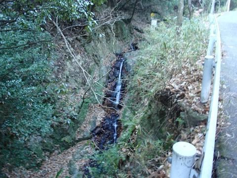 高座の滝小滝