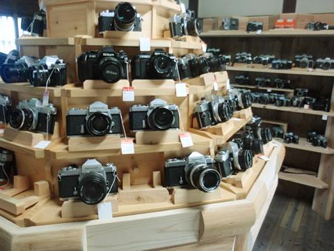 うだつの町並み 木魚屋カメラ