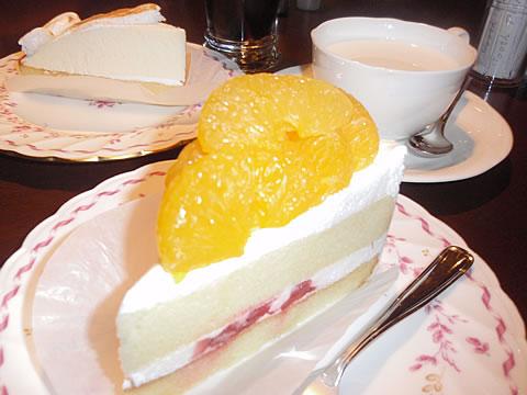 いよかんケーキ