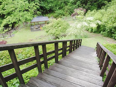 土々呂の滝親水公園1