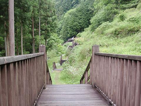 土々呂の滝親水公園2