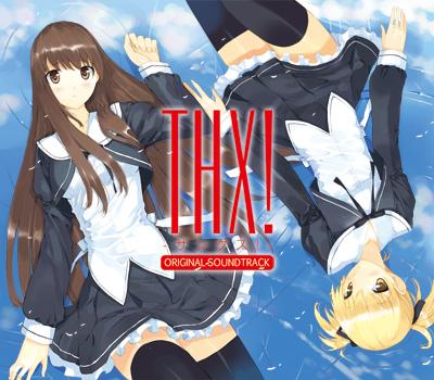 OVA「あきそら〜夢の中〜」主題歌&BGMサウンドトラック『THX!』